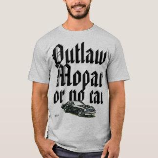 The MONDO T - Outlaw Mopars T-Shirt