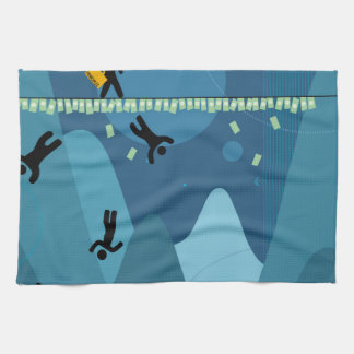 The Money Rope Towel