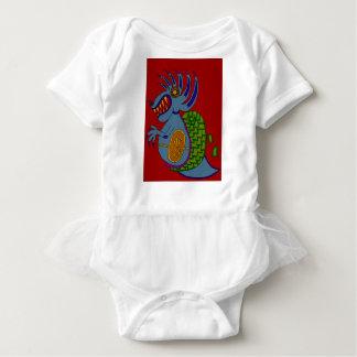 The Money Snail Baby Bodysuit