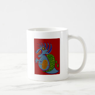 The Money Snail Coffee Mug