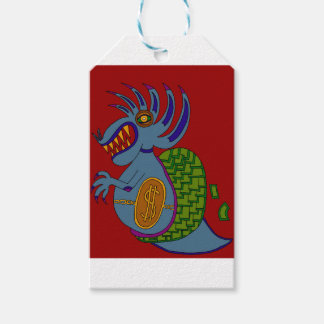 The Money Snail Gift Tags