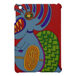 The Money Snail iPad Mini Cover