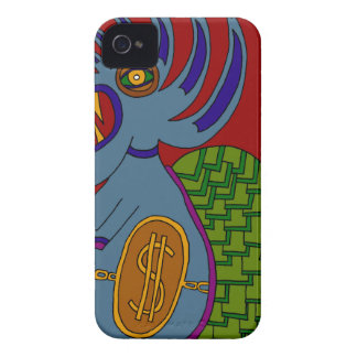 The Money Snail iPhone 4 Cover