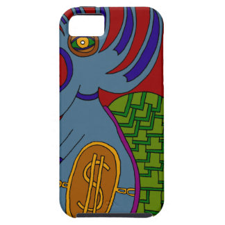 The Money Snail iPhone 5 Cover