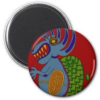 The Money Snail Magnet