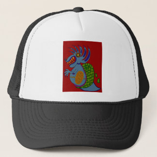 The Money Snail Trucker Hat