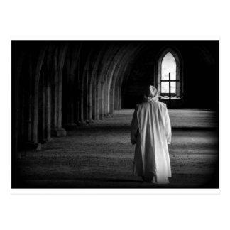 The Monk #2 Postcard