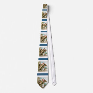 The Monkey Musicians Tie