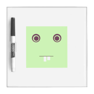 The Monster Box Bunch: Boof Dry Erase Board