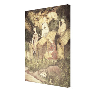 The Month of June Canvas Prints