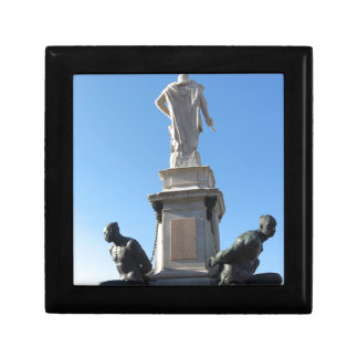 The monument Quattro Mori ( of the Four Moors ) Gift Box