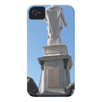 The monument Quattro Mori ( of the Four Moors ) iPhone 4 Cover