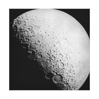 The Moon | Canvas Art