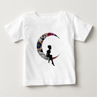 THE MOON GIRL BABY T-Shirt