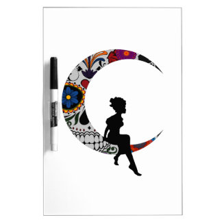THE MOON GIRL DRY ERASE BOARD