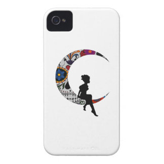THE MOON GIRL iPhone 4 Case-Mate CASES