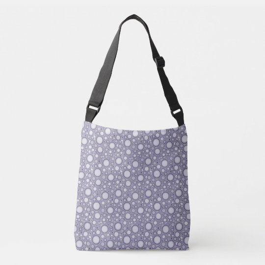 The Moon Patterned Tote Bag