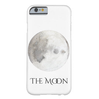The Moon Planet Watercolor Case