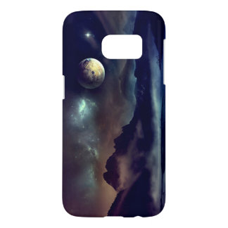The Moon Samsung Galaxy S7 Case