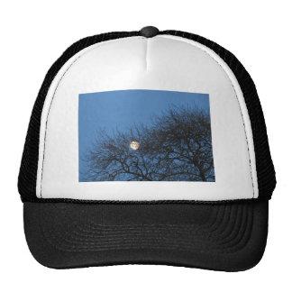 The moon trucker hat