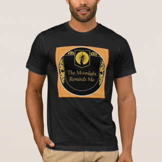 The Moonlight Reminds Me 2 T-Shirt