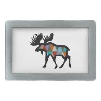 THE MOOSE STRONG BELT BUCKLE