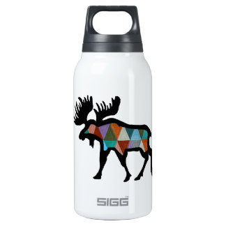 THE MOOSE STRONG INSULATED WATER BOTTLE