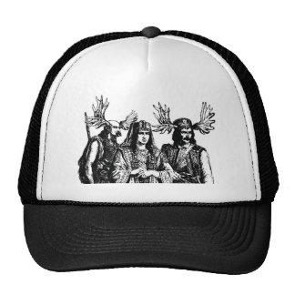 THE MOOSEDONIANS TRUCKER HAT