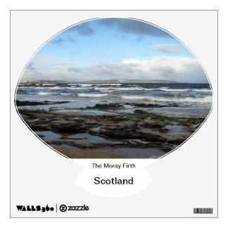 The Moray Firth, Scotland. Wall Decal