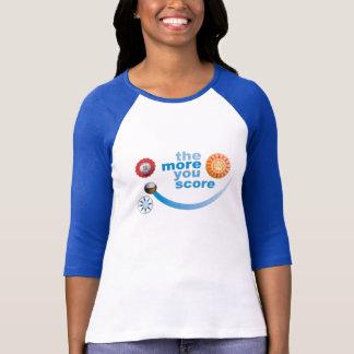 The More You Score T-Shirt
