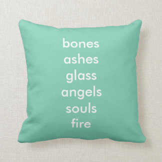 The Mortal Instruments Pillow