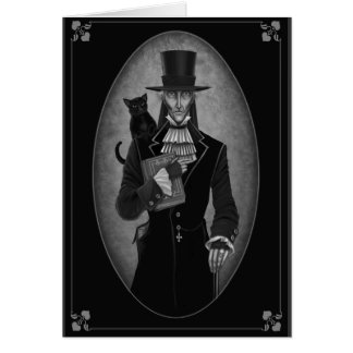 The Mortician Card