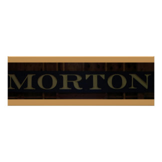 The Morton House Poster