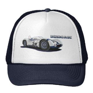 The Moss - Gurney Birdcage Trucker Hat