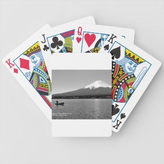 """The most beautiful art photograph in the world "" Poker Deck"