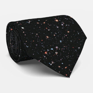 The Most Distant Galaxies - A Decade Of Hubble Tie
