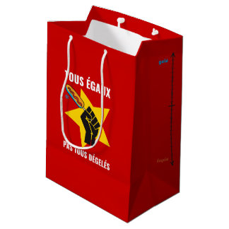 The most not thawed out limps Quebec humour Medium Gift Bag