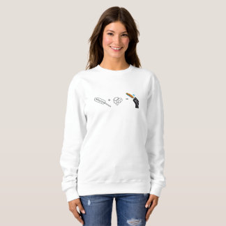 The most not thawed out limps Quebec humour Sweatshirt