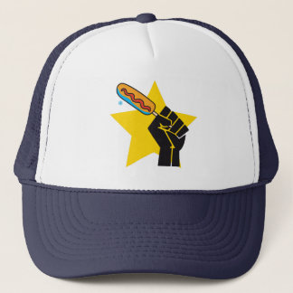 The most not thawed out limps Quebec humour Trucker Hat