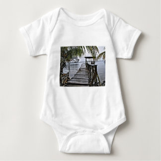 The most relaxing dock baby bodysuit