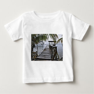 The most relaxing dock baby T-Shirt