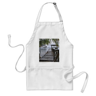 The most relaxing dock standard apron