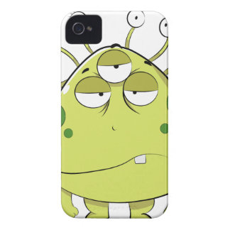 The Most Ugly Alien Ever iPhone 4 Case