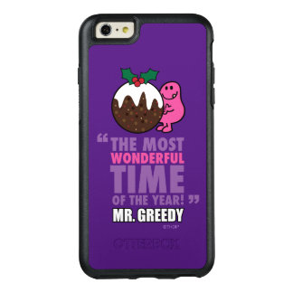 The Most Wonderful Time OtterBox iPhone 6/6s Plus Case