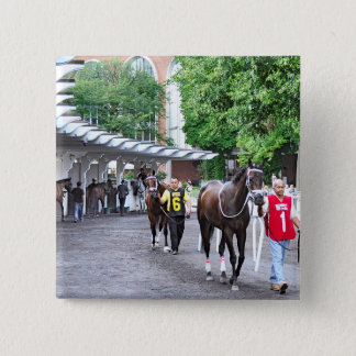 The Mother Goose Stakes 2016 2 Inch Square Button