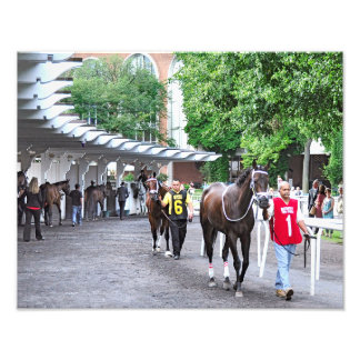 The Mother Goose Stakes 2016 Photo Print