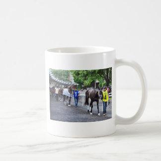 The Mother Goose Stakes Coffee Mug