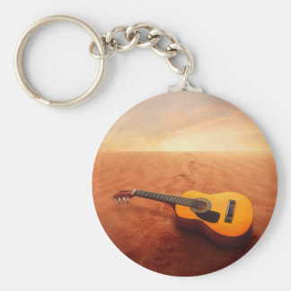 The Motions of Sound Keychain