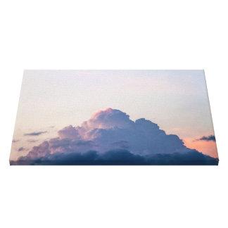 The Mountain of Colours / Värien vuori Canvas Print