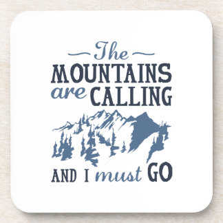 The Mountains Are Calling Coaster